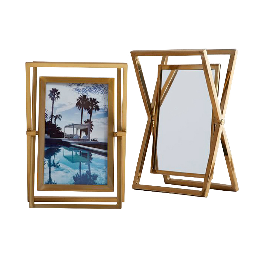 Swivel Mirror Frame
