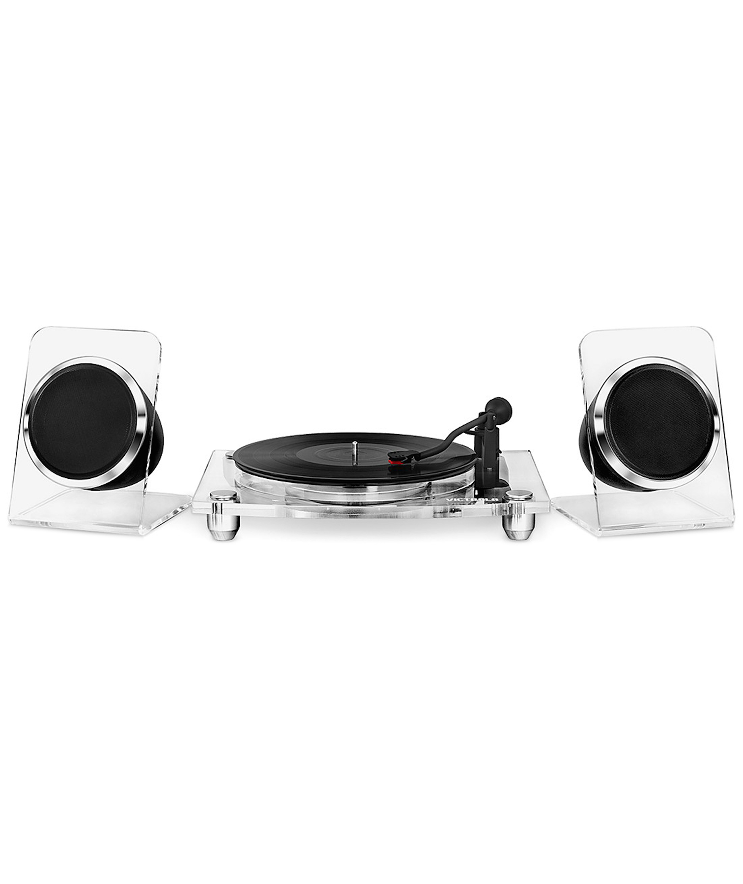 Victrola Modern Acrylic Bluetooth Turntable
