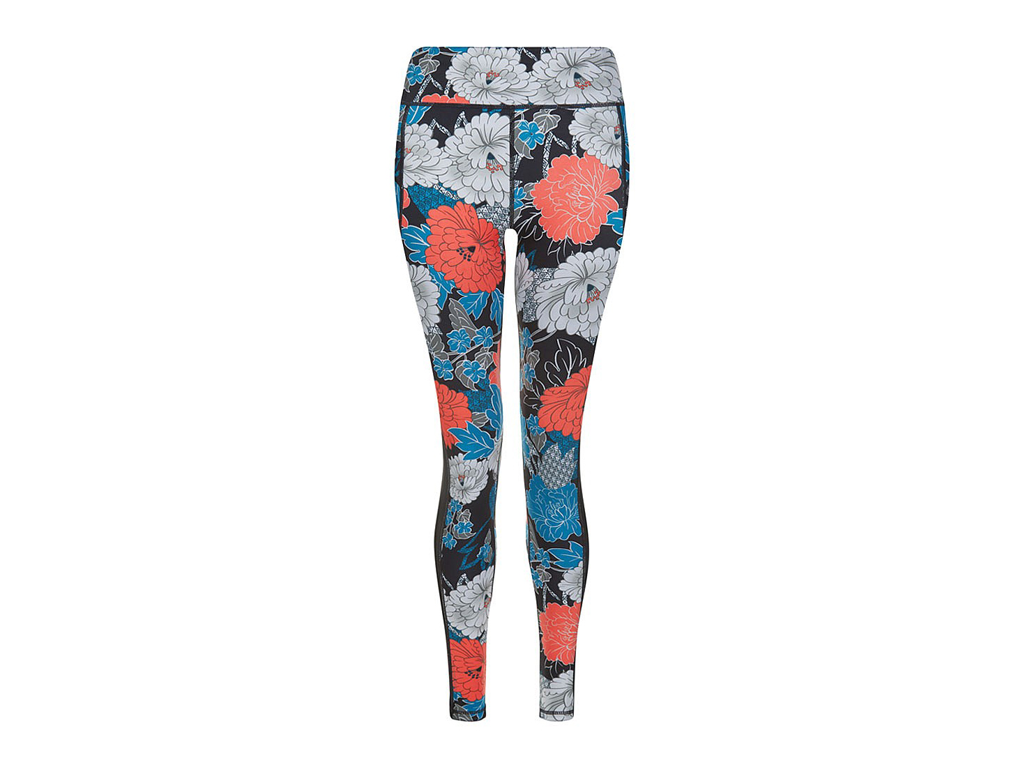 Chandrasana Reversible Yoga Leggings