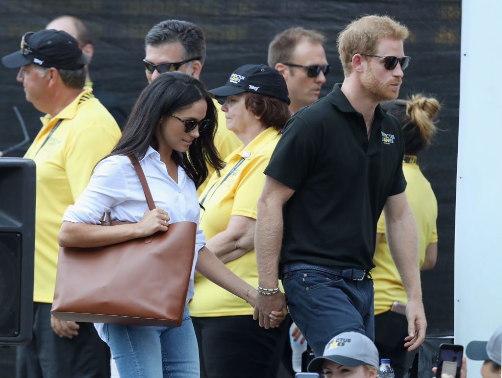 Here's Where You Can Get Meghan Markle's Go-To Bag