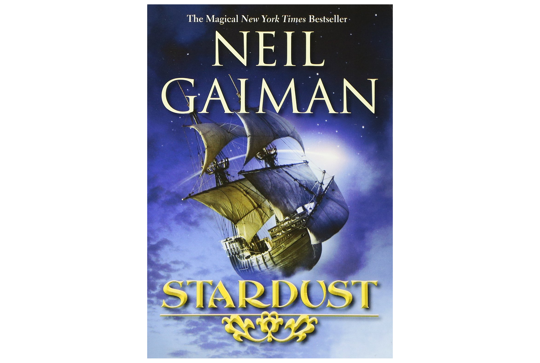 Stardust, by Neil Gaiman