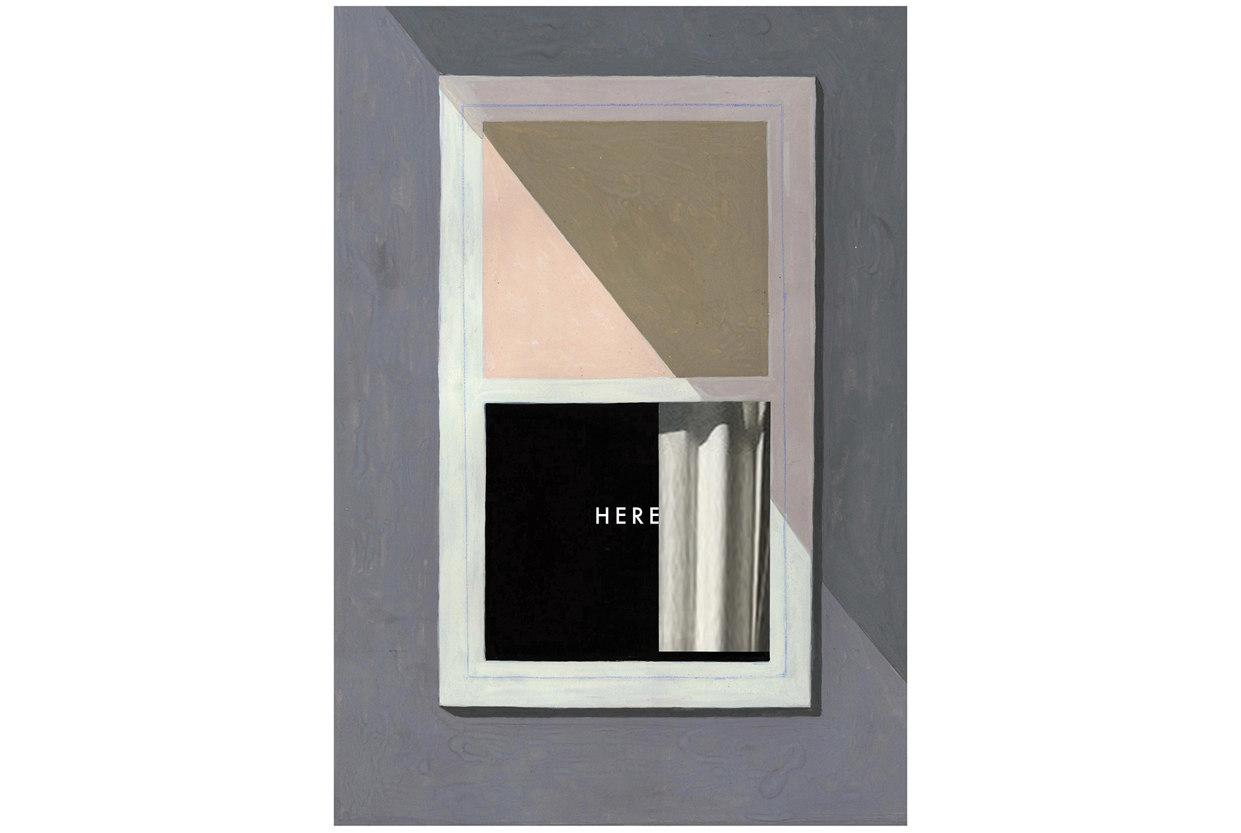 Here, by Richard McGuire