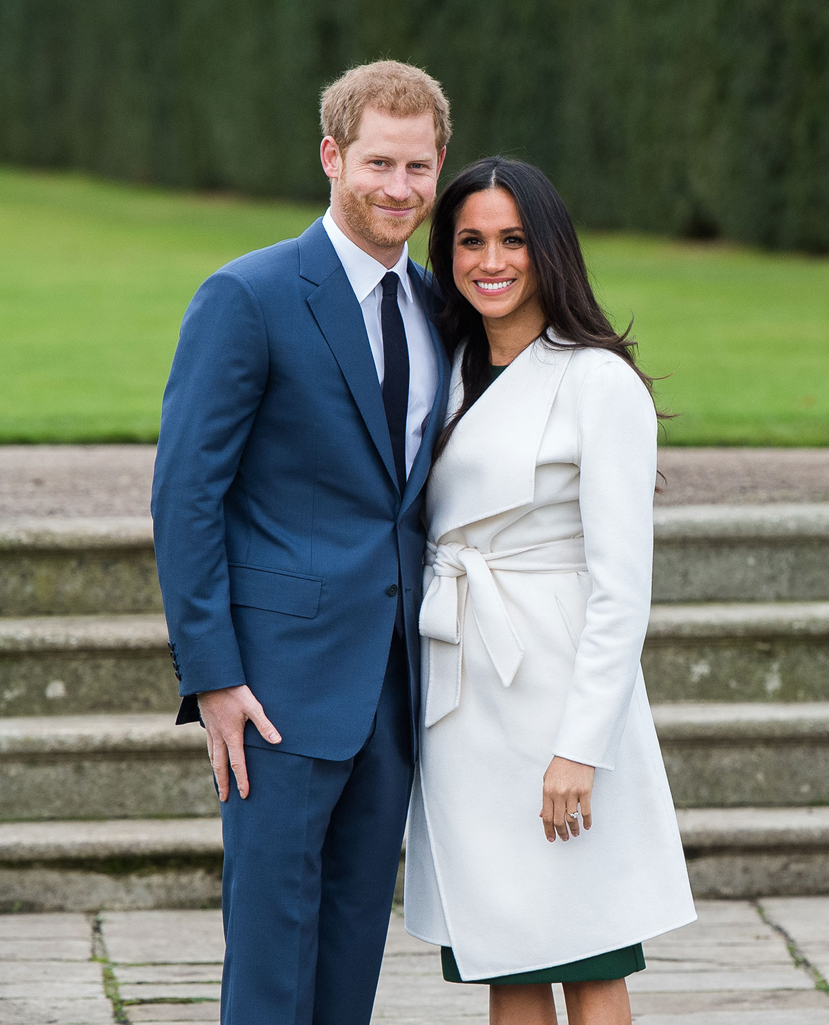 Meghan Markle Prince Harry Photocall