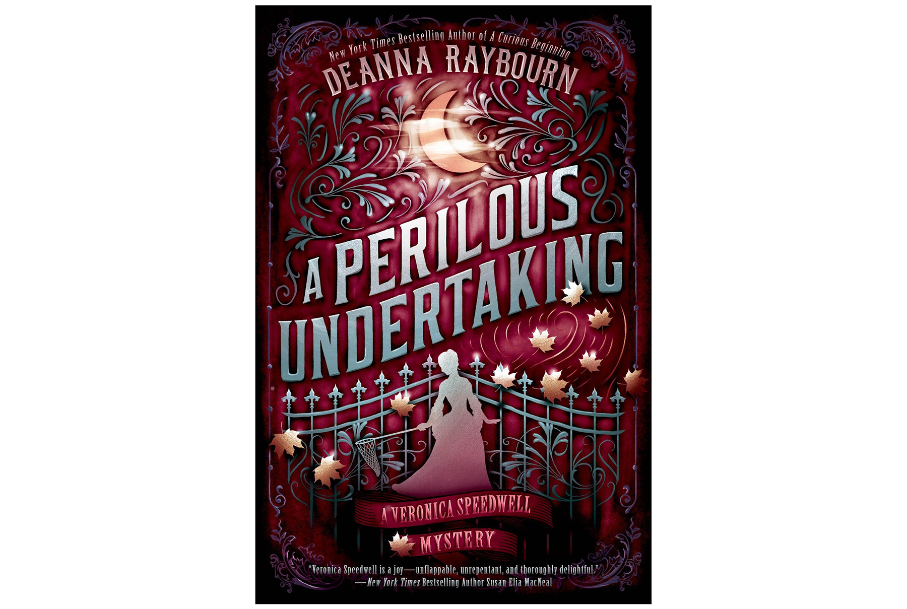A Perilous Undertaking, by Deanna Raybourn