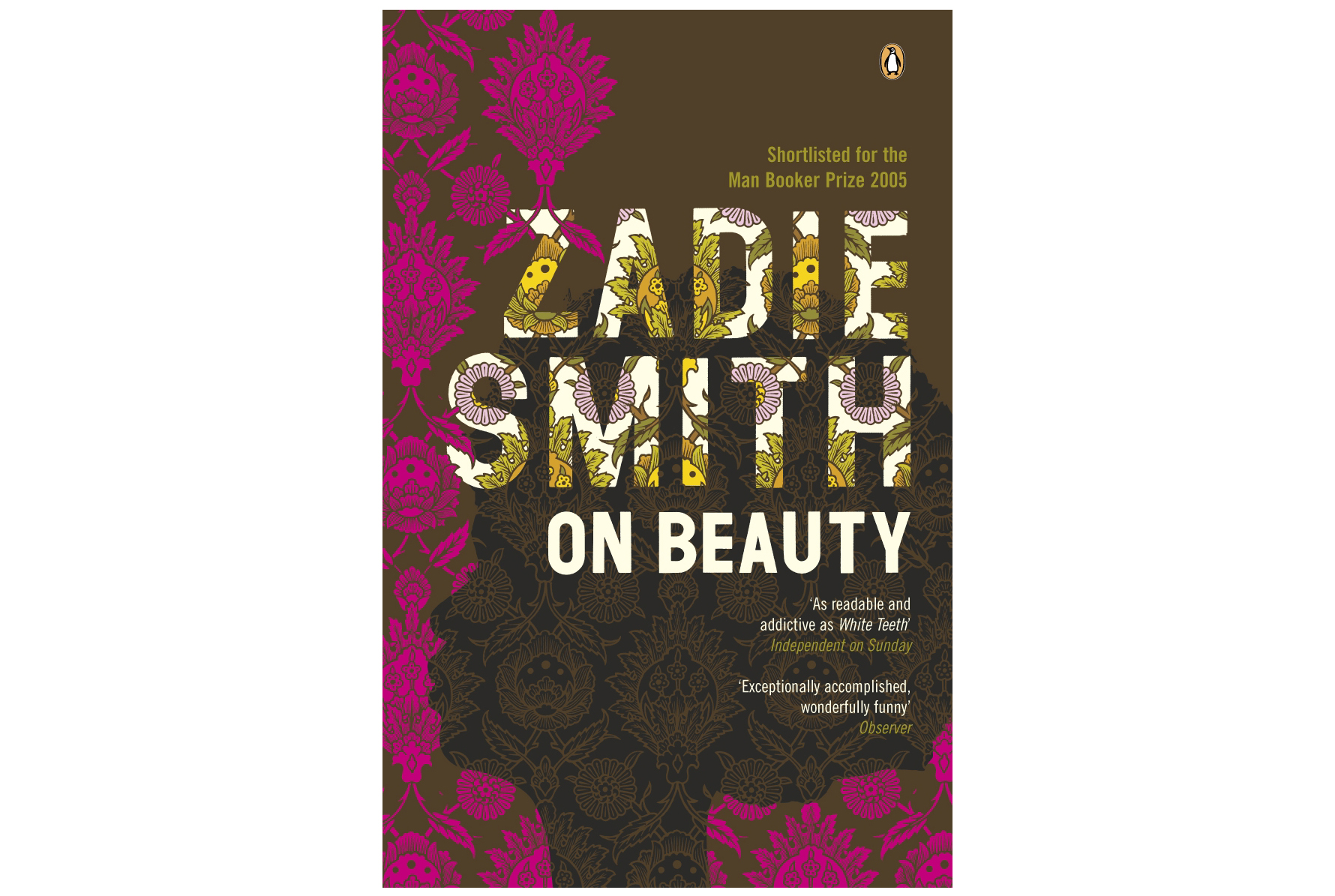 On Beauty, by Zadie Smith