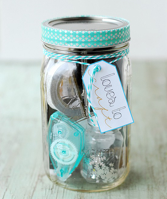 50 Mason Jar Christmas Gifts and Craft Ideas - Real Simple