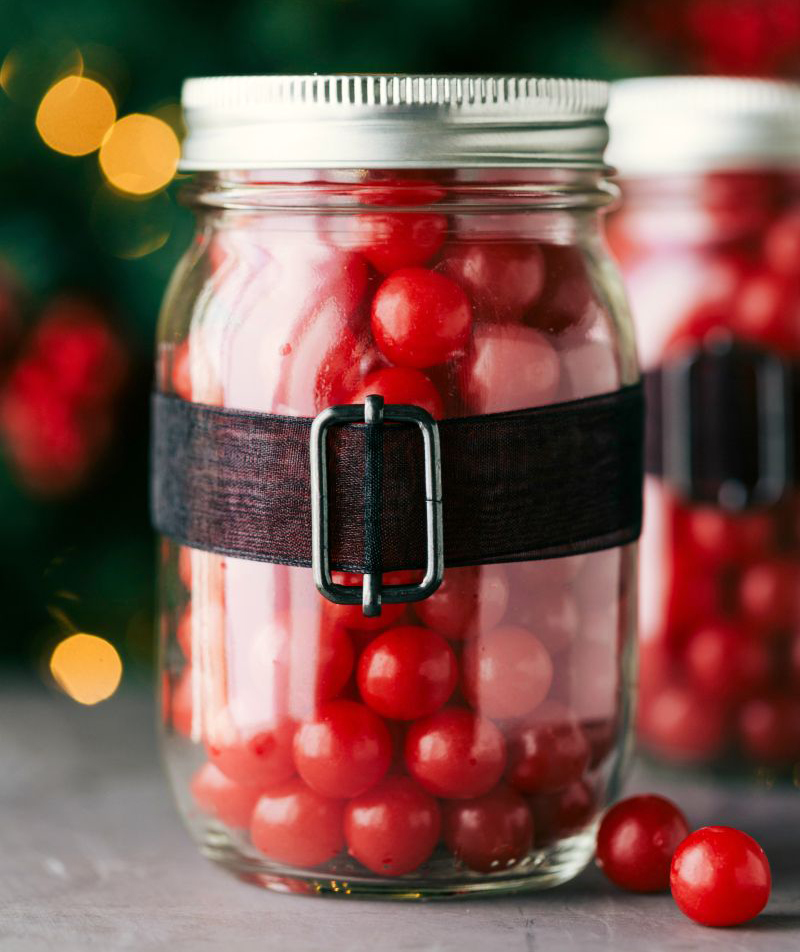 Santa, Reindeer and Elf Mason Jars