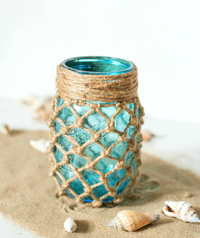 Under the Sea Mason Jar