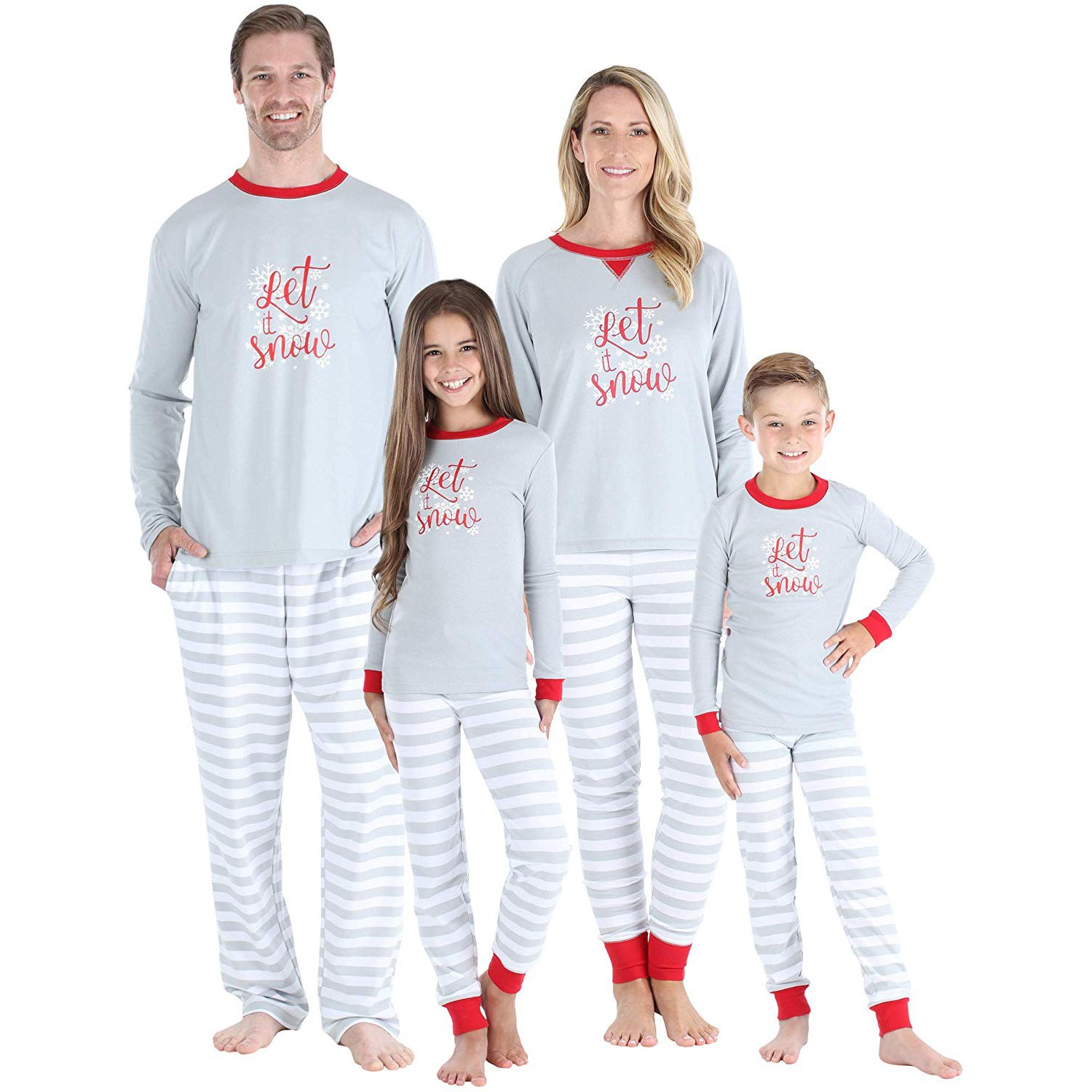 Funny Christmas Pjs.16 Matching Christmas Pajamas The Whole Family Will Love