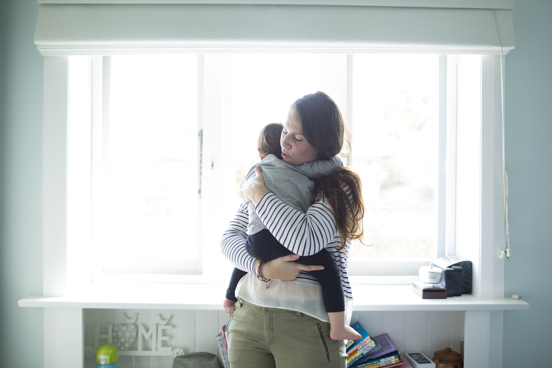 I Just Found Out I'm a Highly Sensitive Parent—And It Changed My Life