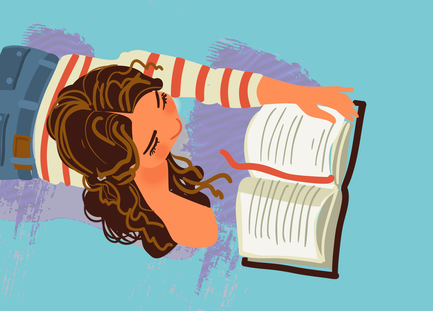 15 Great Books to Help You Relax and De-Stress