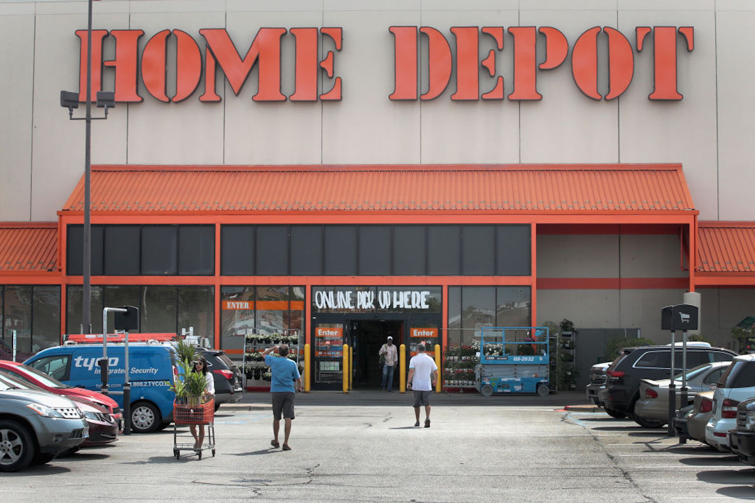 Home Depot Bought The Company Store—and It's About To