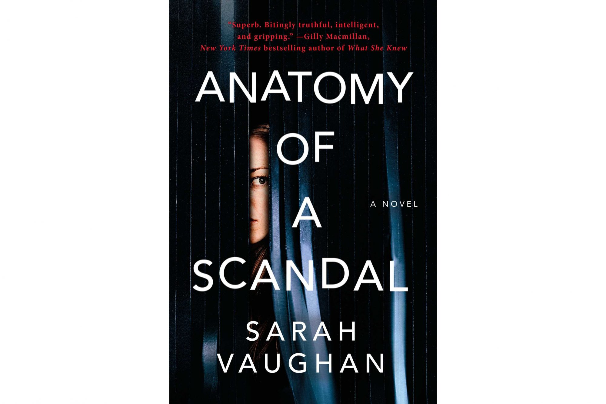 Clone of Anatomy of a Scandal, by Sarah Vaughan (Books to read sooner)