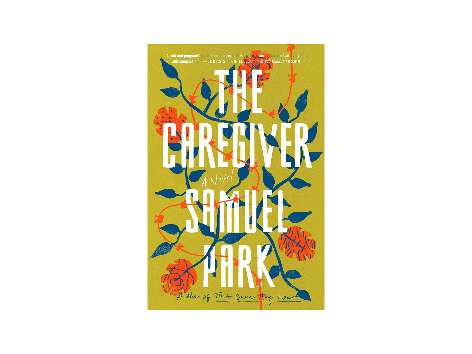 Best Books 2018 The Caregiver, by Samuel Park