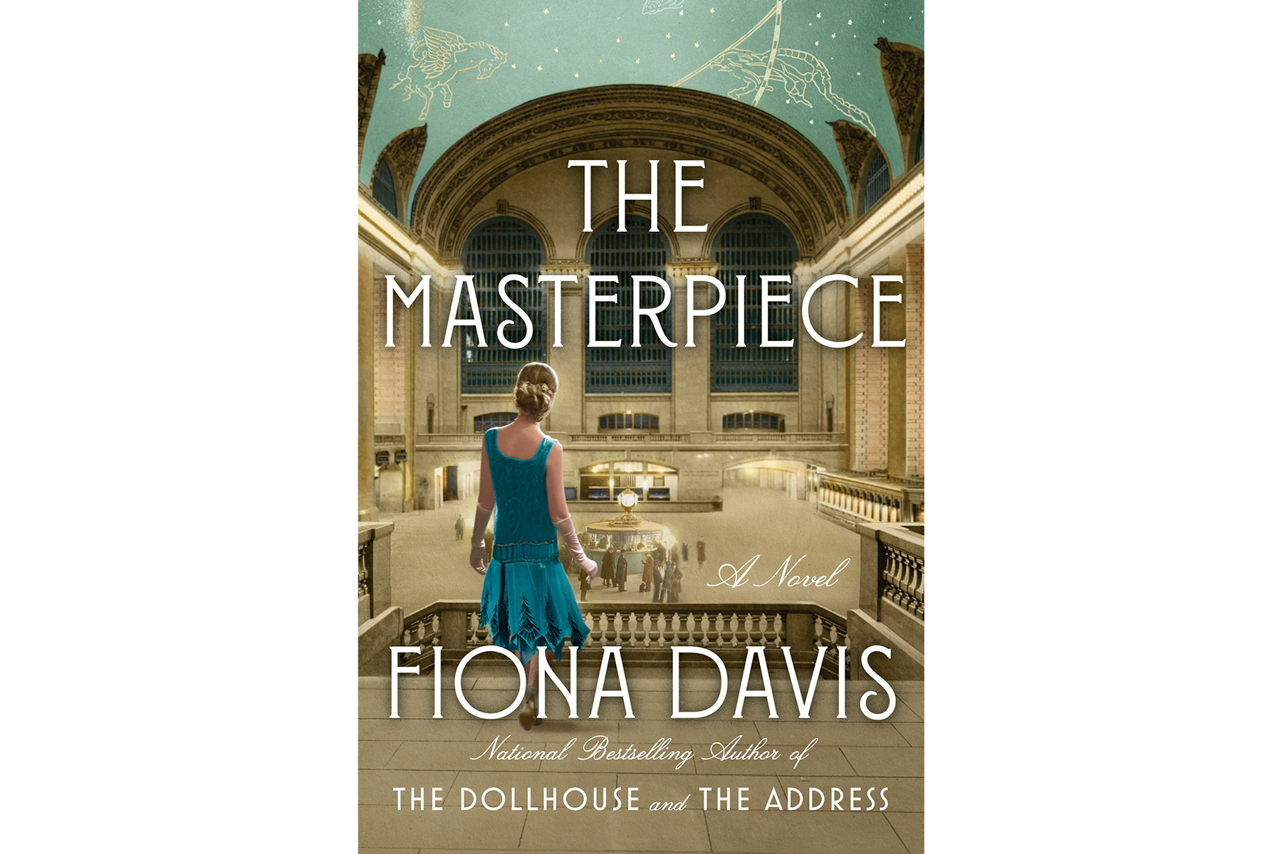 Best Books 2018 The Masterpiece, by Fiona Davis