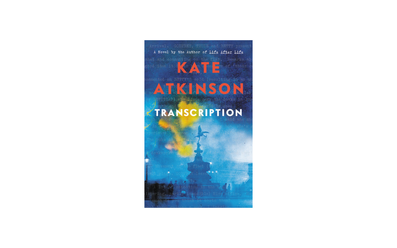 Best Books 2018 Transcription, by Kate Atkinson