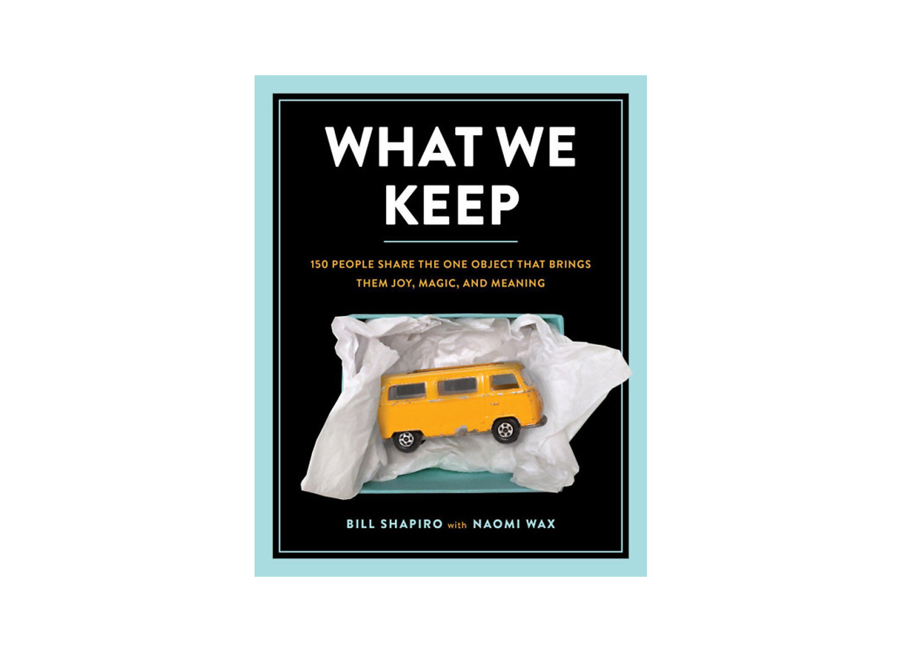 What We Keep, by Bill Shapiro