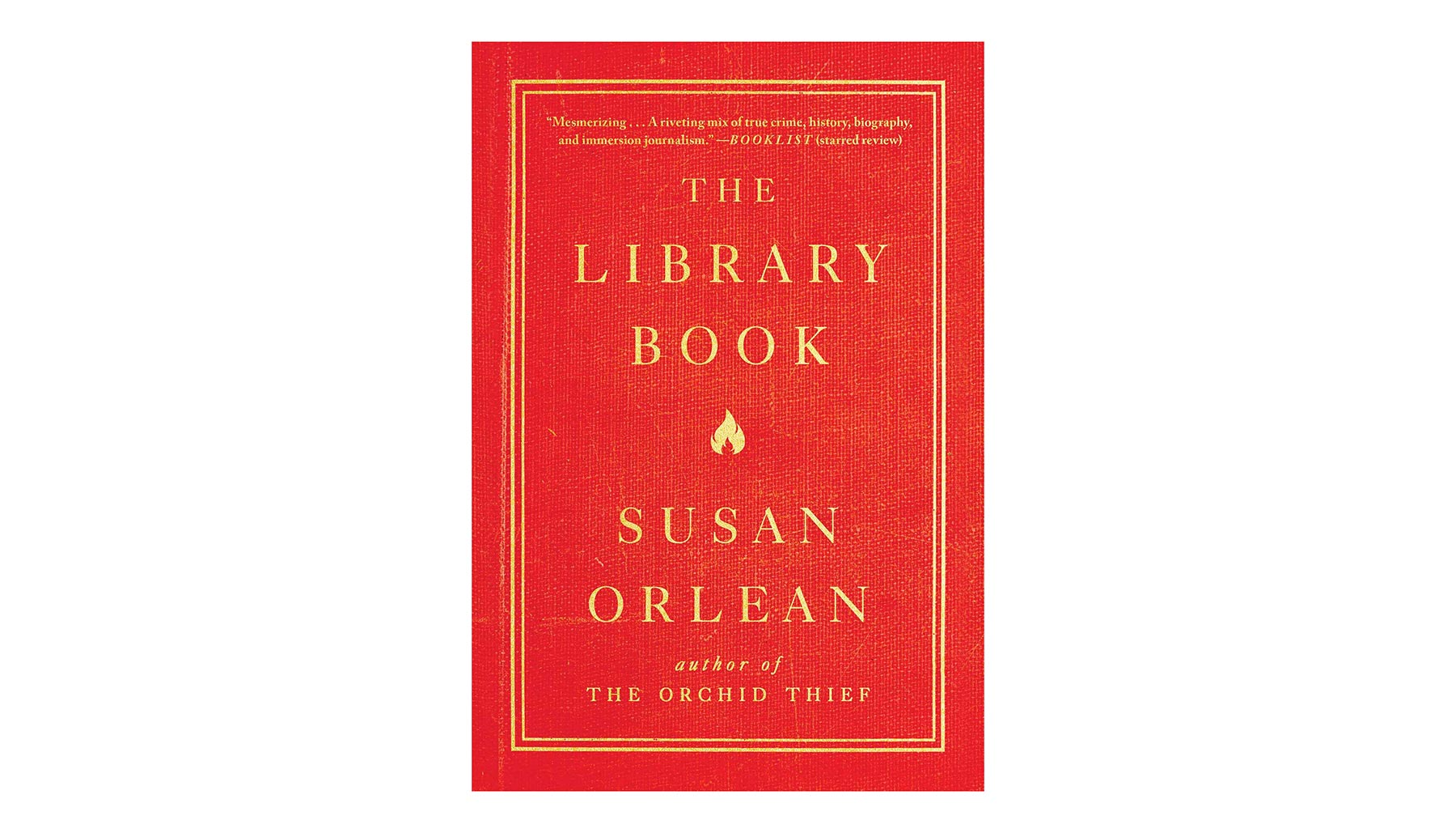 The Library Book, by Susan Orlean