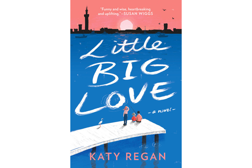 Little Big Love, by Katy Regan