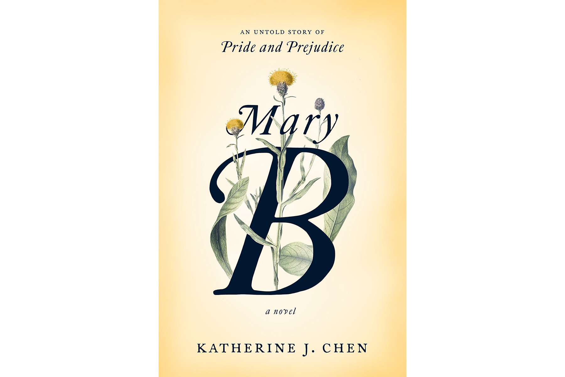 Cover of Mary B, by Katherine J. Chen