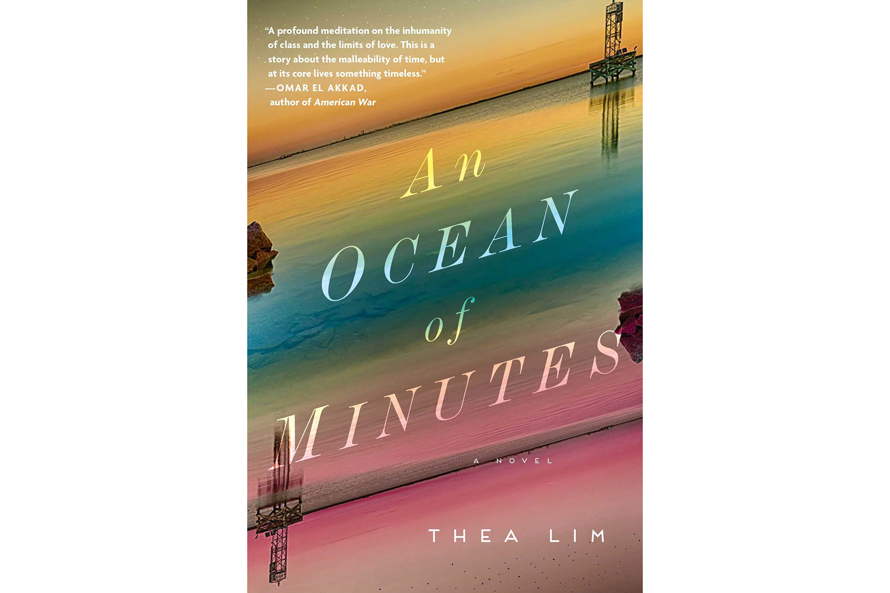 Cover of An Ocean of Minutes, by Thea Lim