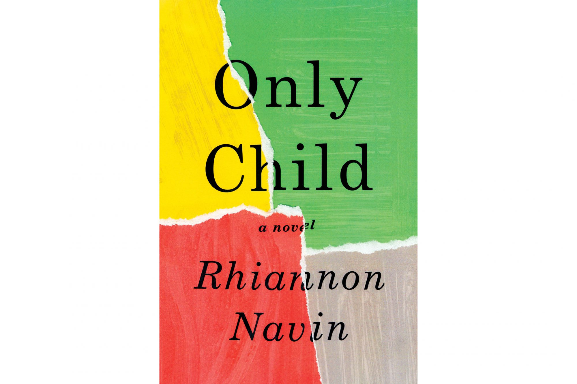 Only Child, by Rhiannon Navin