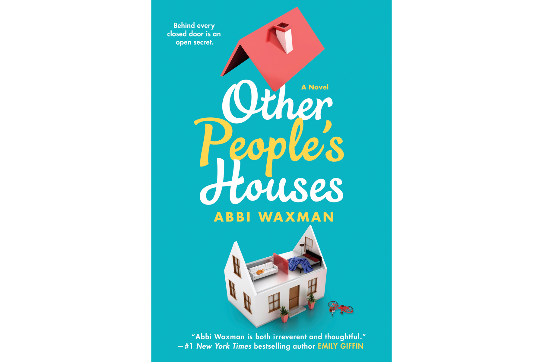 Other People's Houses, by Abbi Waxman