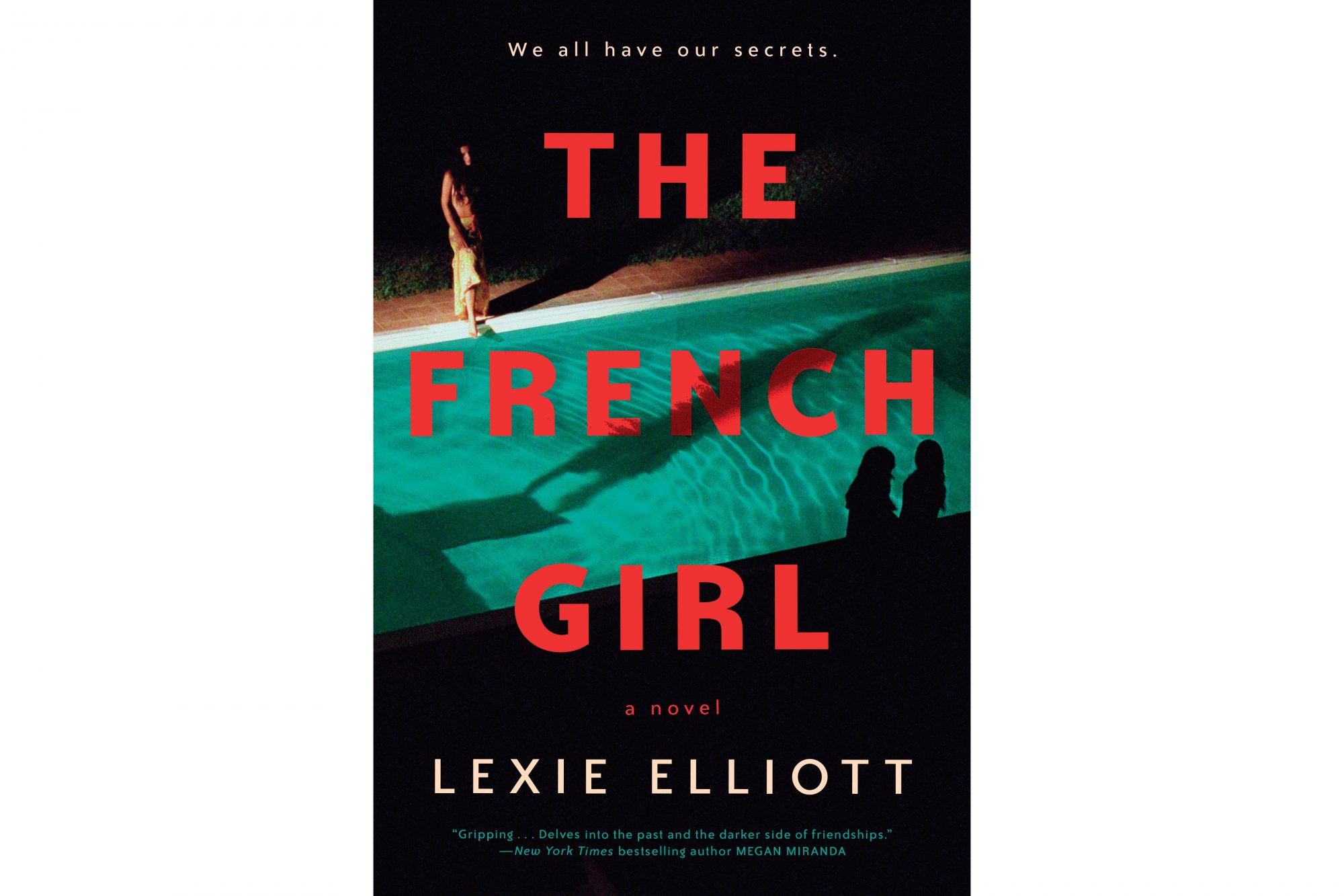 The French Girl, by Lexie Elliott