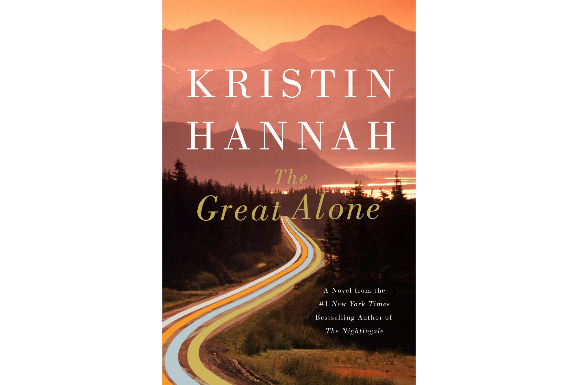 The Great Alone, by Kristin Hannah (FB READS)