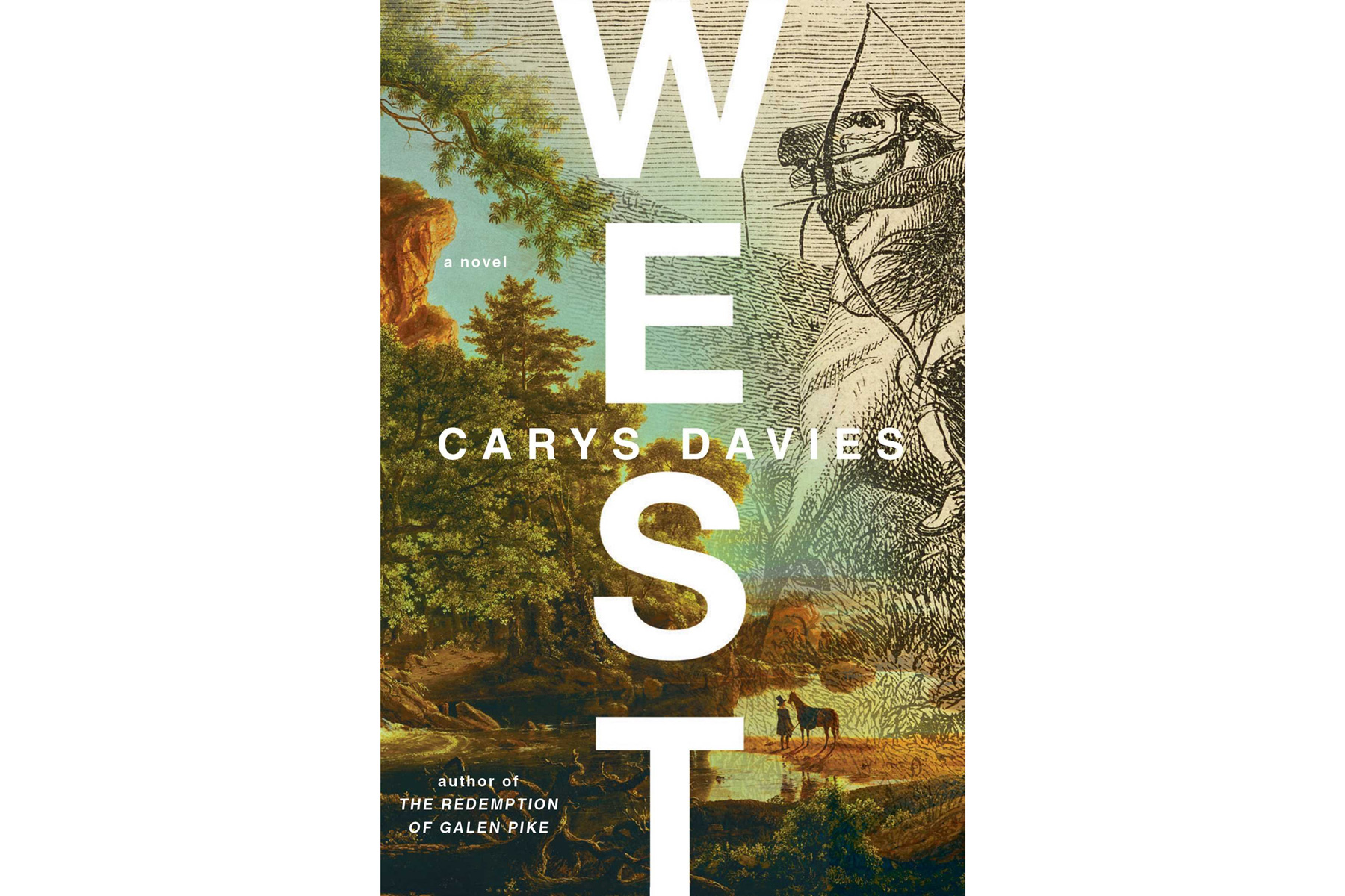 West, by Carys Davies
