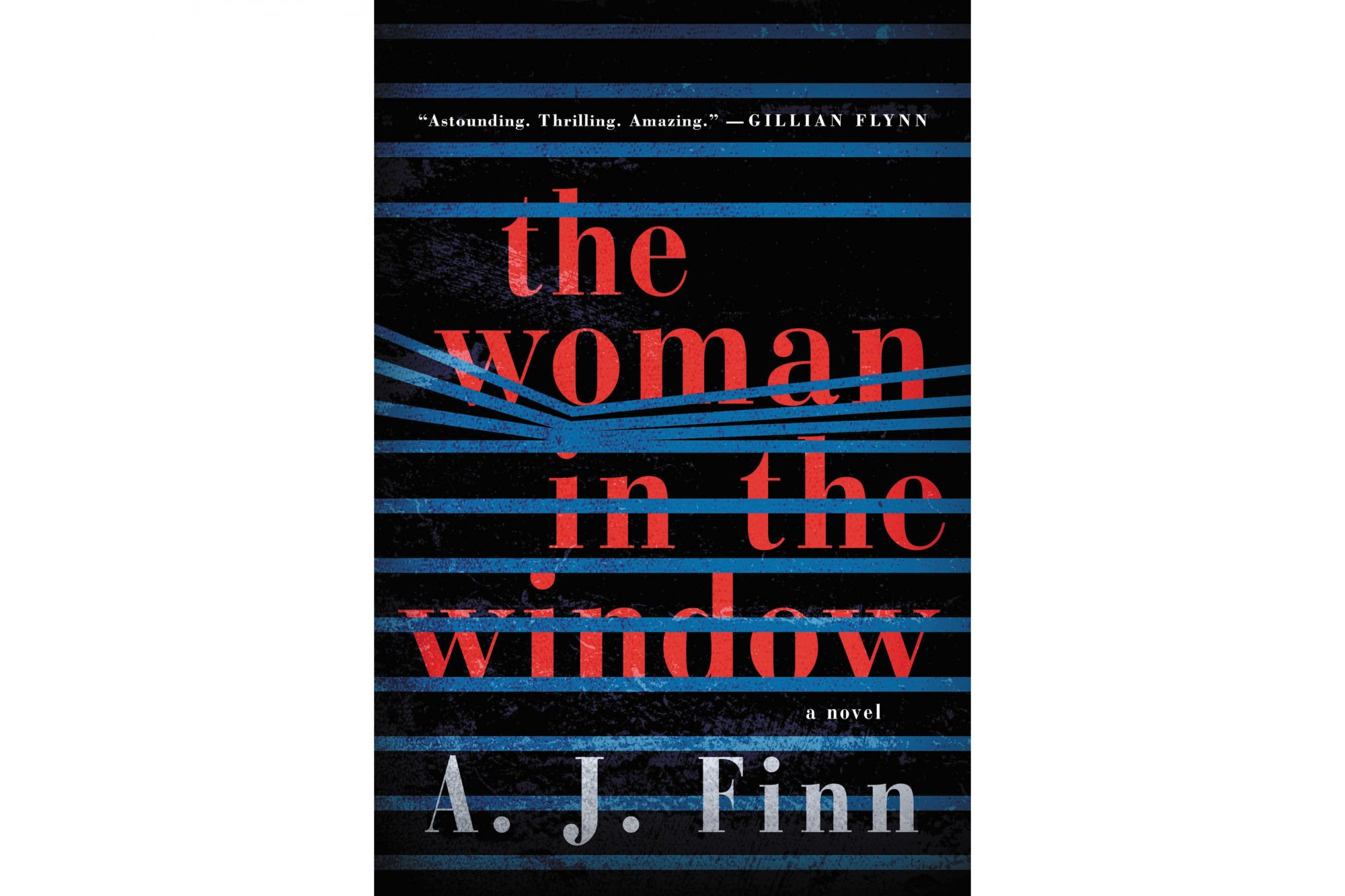 The Woman in the Window, by A. J. Finn