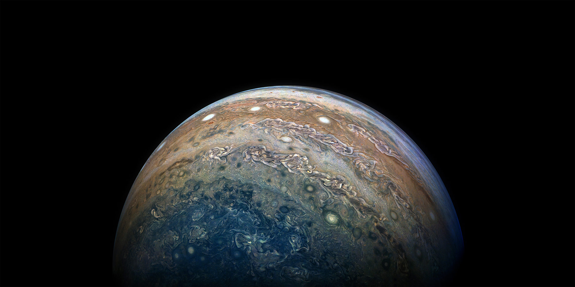 Take a Look These Amazing New Photos of Jupiter | Real Simple