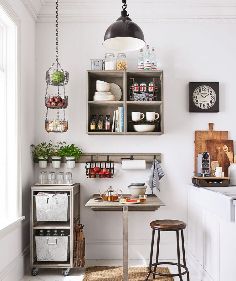 Pottery Barn Is Launching A New Brand For Small Spaces