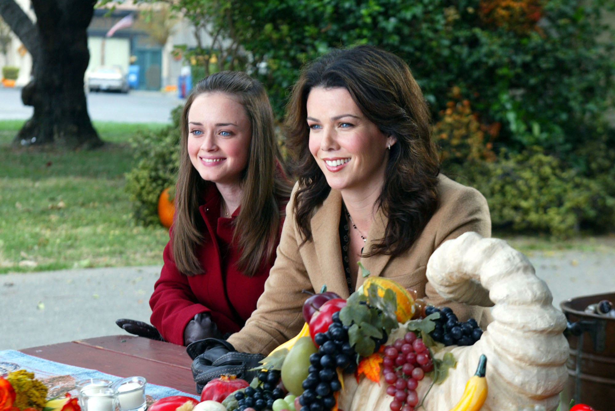 Still from Gilmore Girls