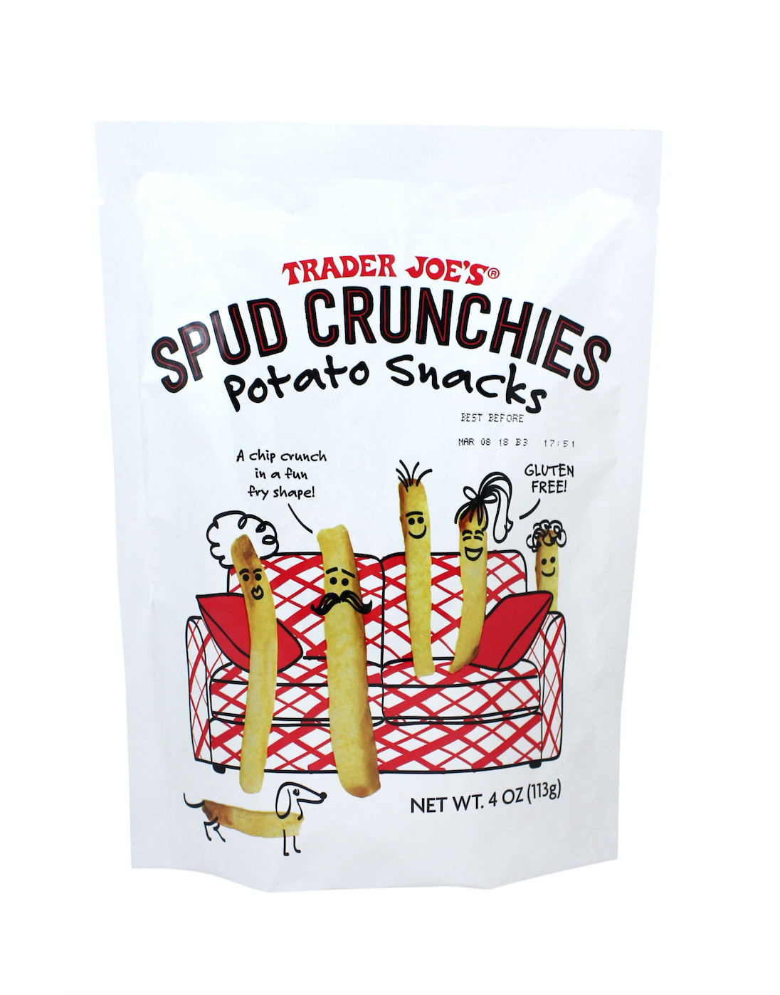 I Am Obsessed With Trader Joe\'s Spud Crunchies, And It\'s Becoming A ...