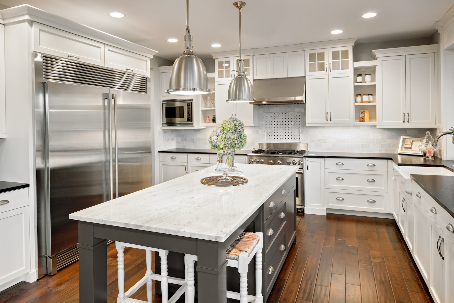 Granite Is No Longer The Most Por Countertop Here S What Designers Think Real Simple