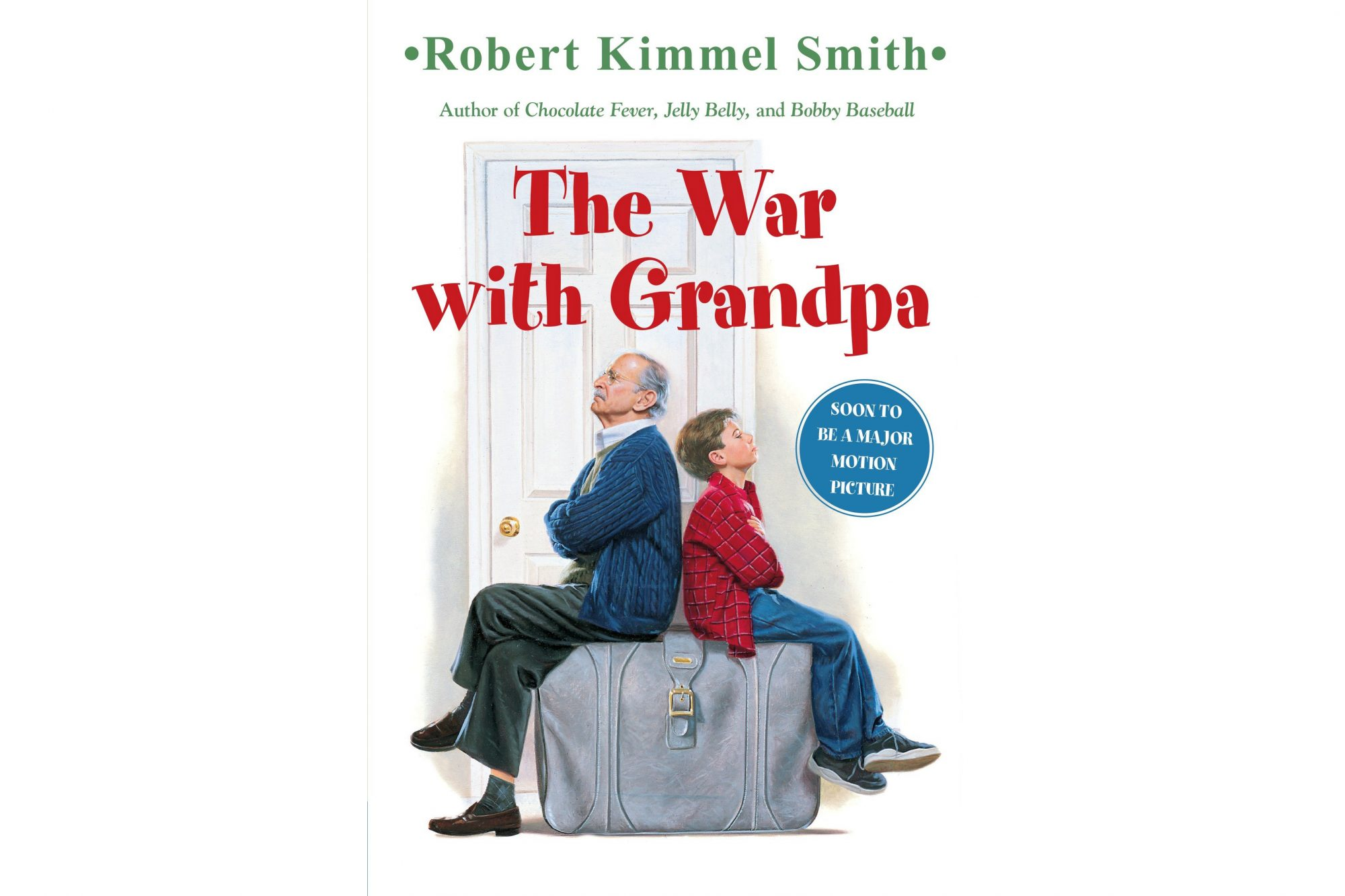 The War With Grandpa, by Robert Kimmel Smith