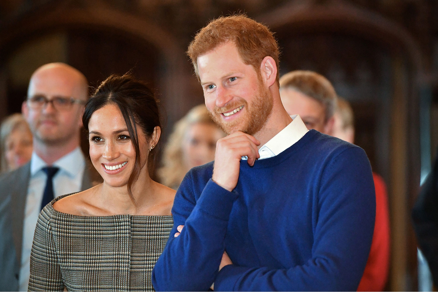 Prince Harry Meghan Markle Appearance