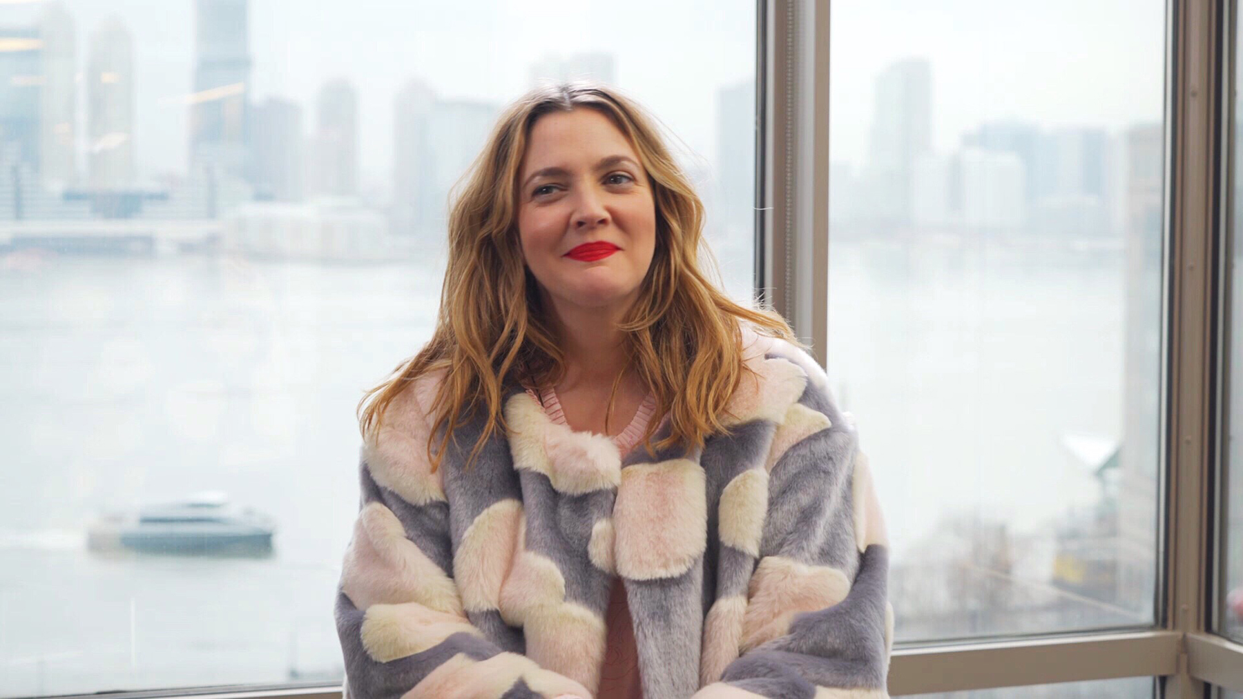 Drew Barrymore on beauty