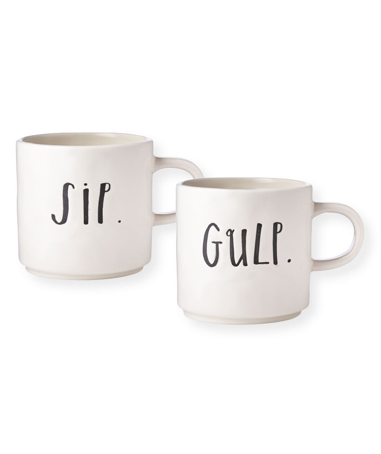 Rae Dunn Mugs Are The Kitchen Essential Of 2018if You Can Find Them