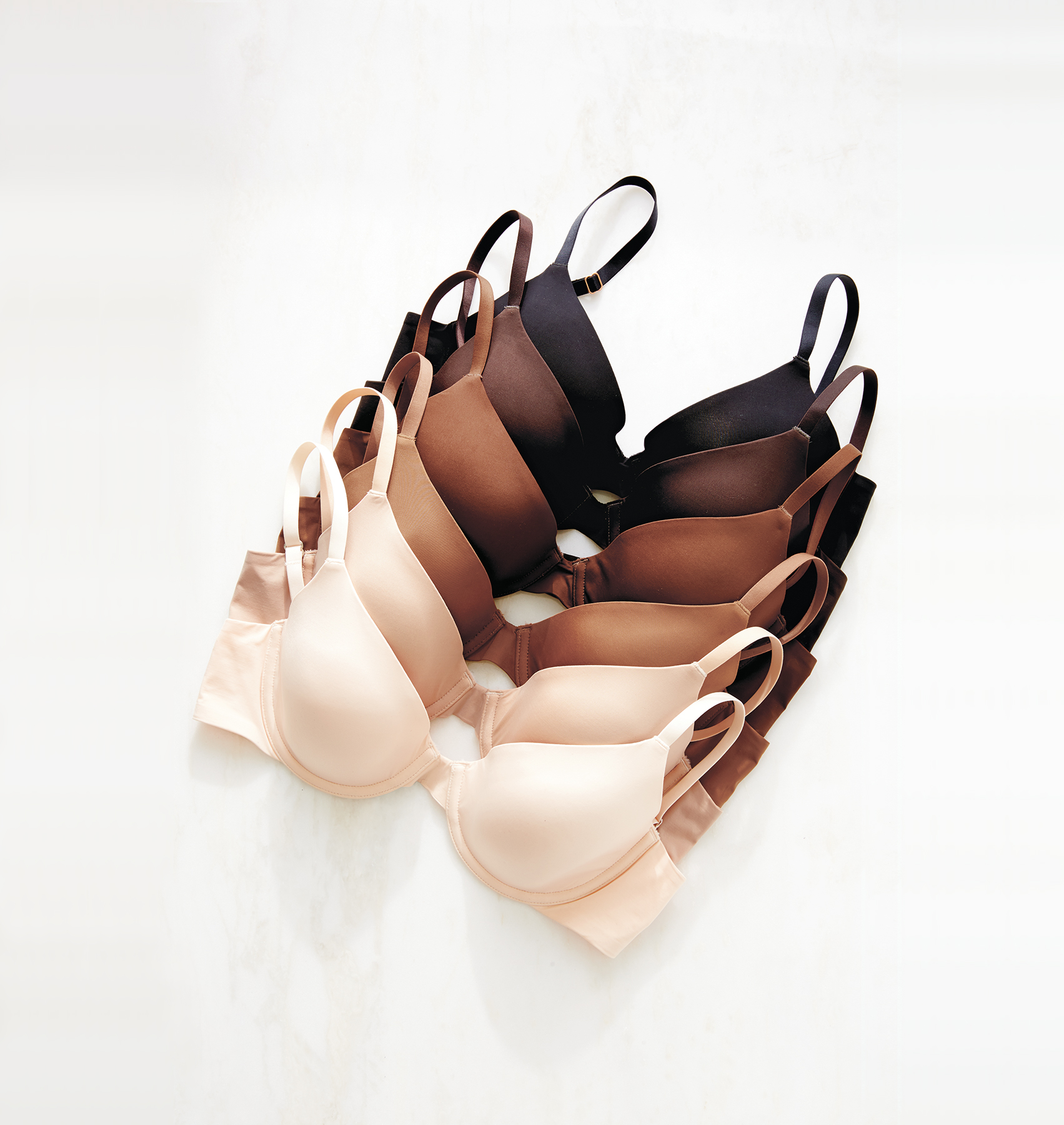 Nude bras in all skin tones