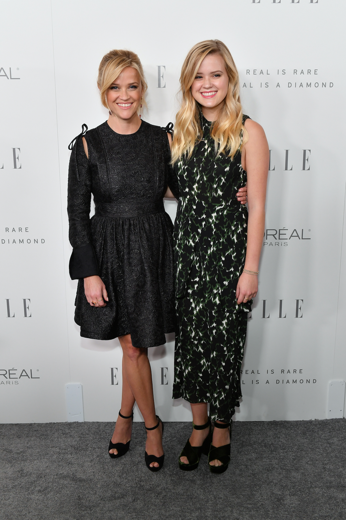 Reese Witherspoon and Daughter Ava Philippe