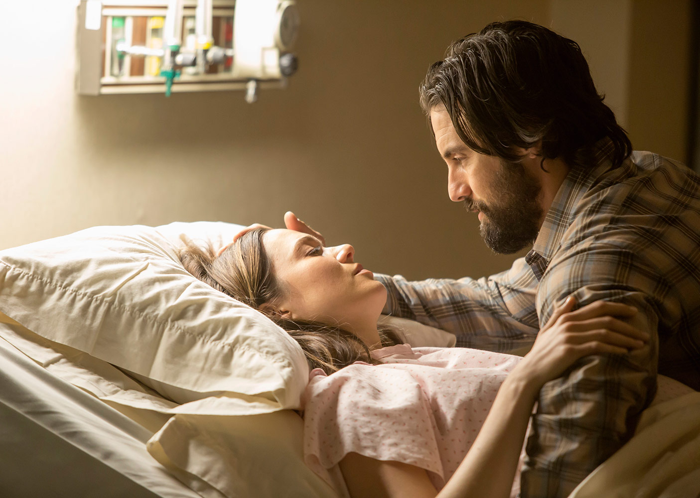 This Is Us Mandy Moore Milo Ventimiglia