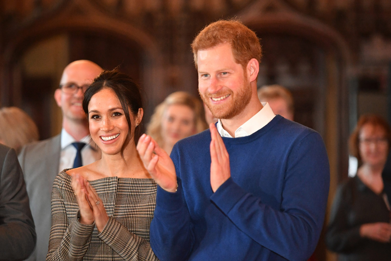 Lifetime Has Found Its Prince Harry And Meghan Markle