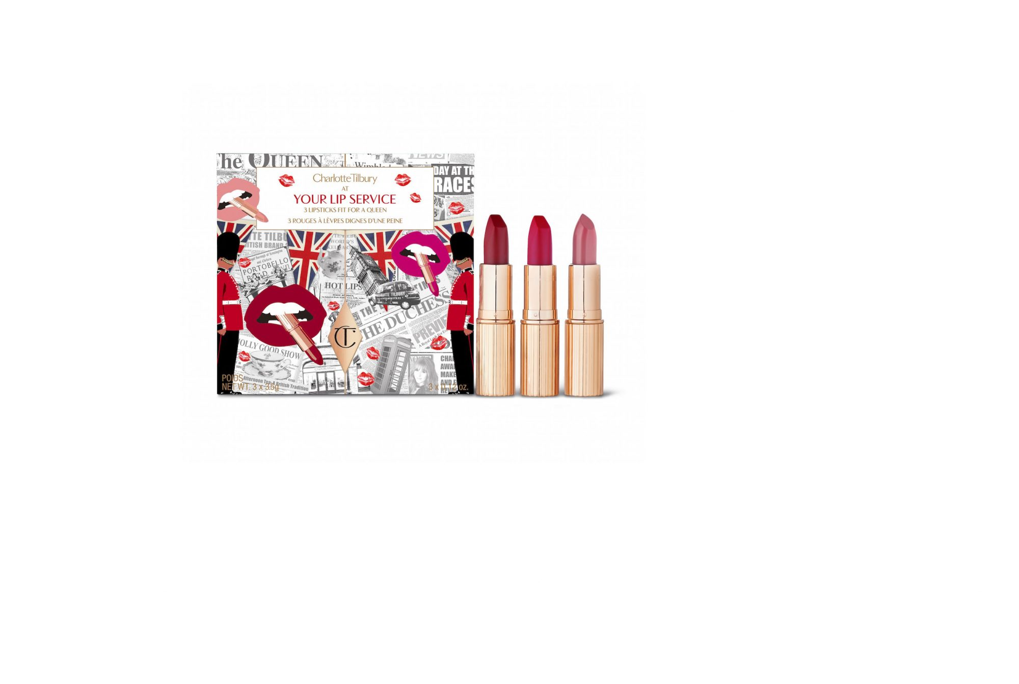 Charlotte Tilbury Royal Set
