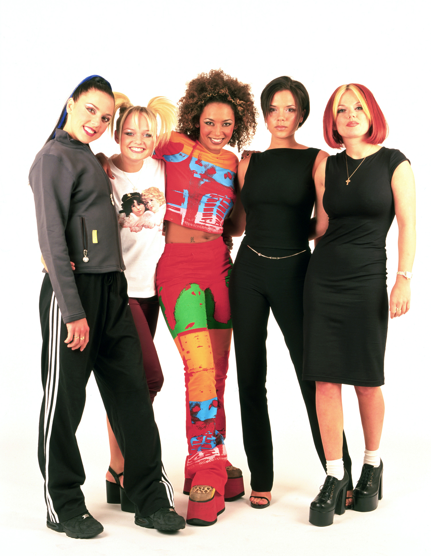 Spice Girls are heading off on a WORLD TOUR!