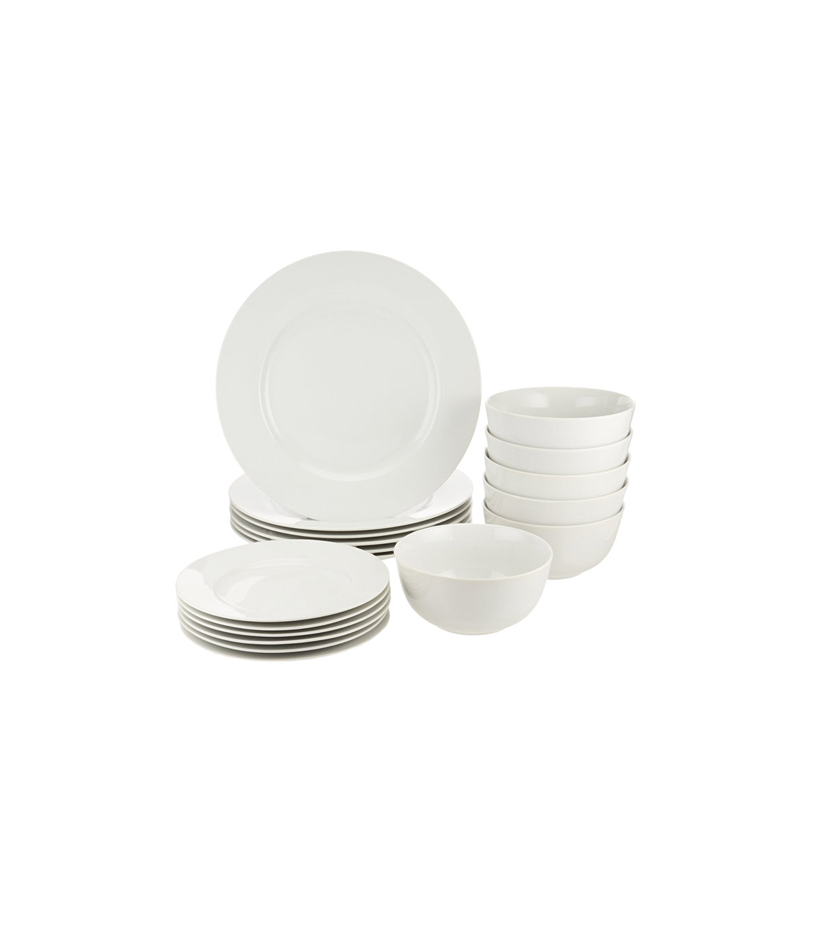 AmazonBasics 18-Piece Dinnerware Set  sc 1 st  Real Simple & 20 Insanely Great Wedding Gifts With a Cult Following on Amazon ...