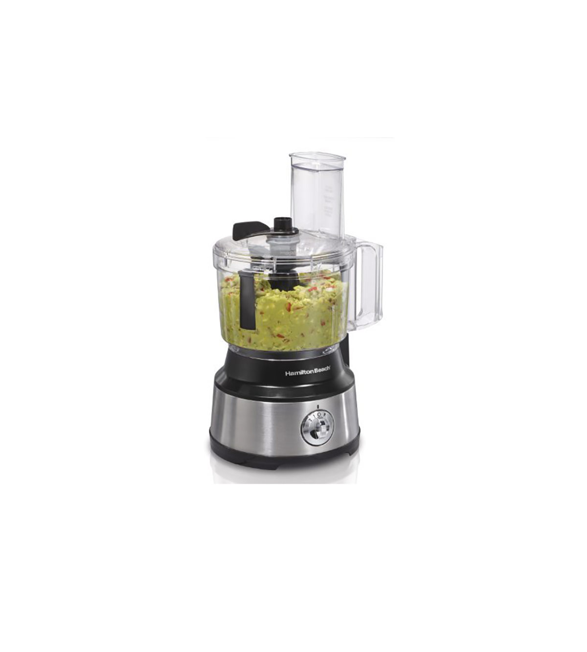 Hamilton Beach 10-Cup Food Processor with Bowl Scraper