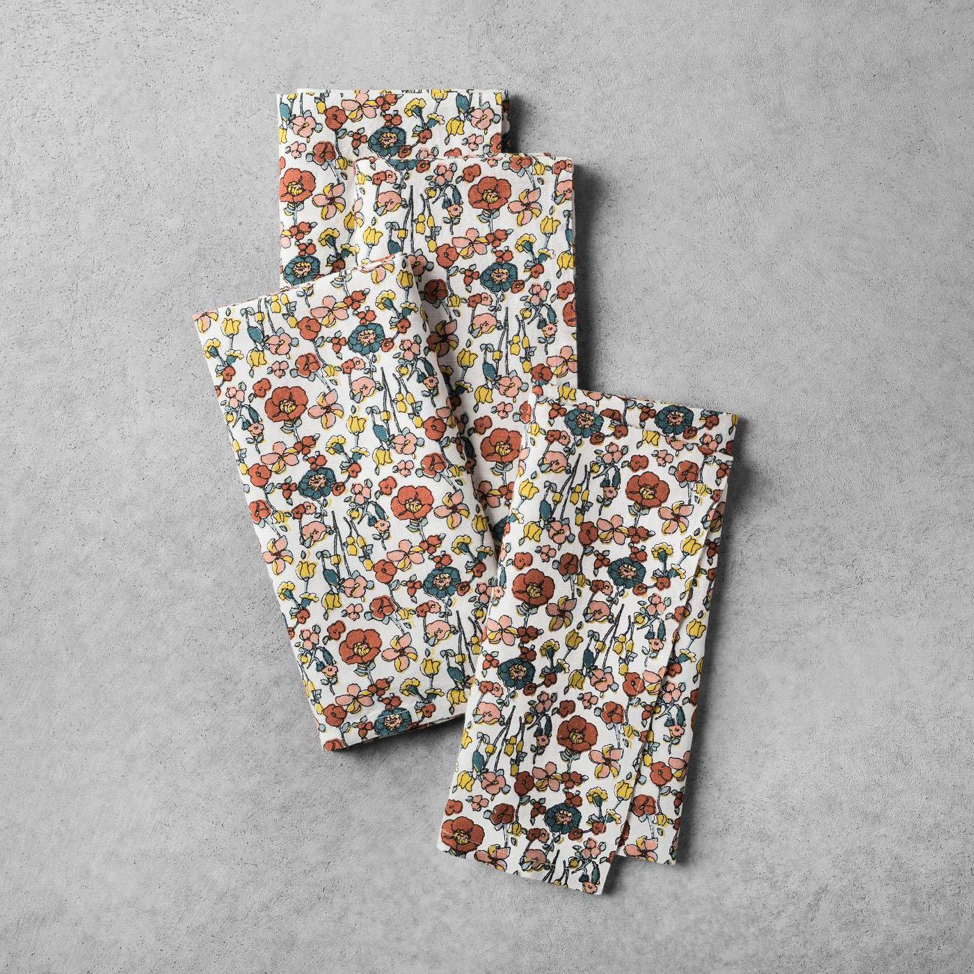 hearth-hand-floral-napkin