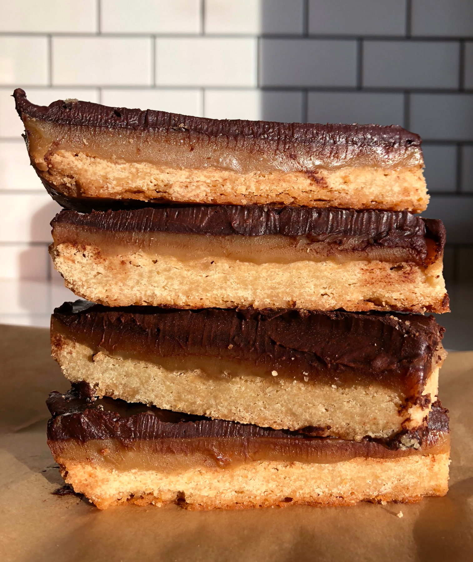 I Just Made Billionaire's Shortbread—and It's Even More Delicious Than a Twix Bar